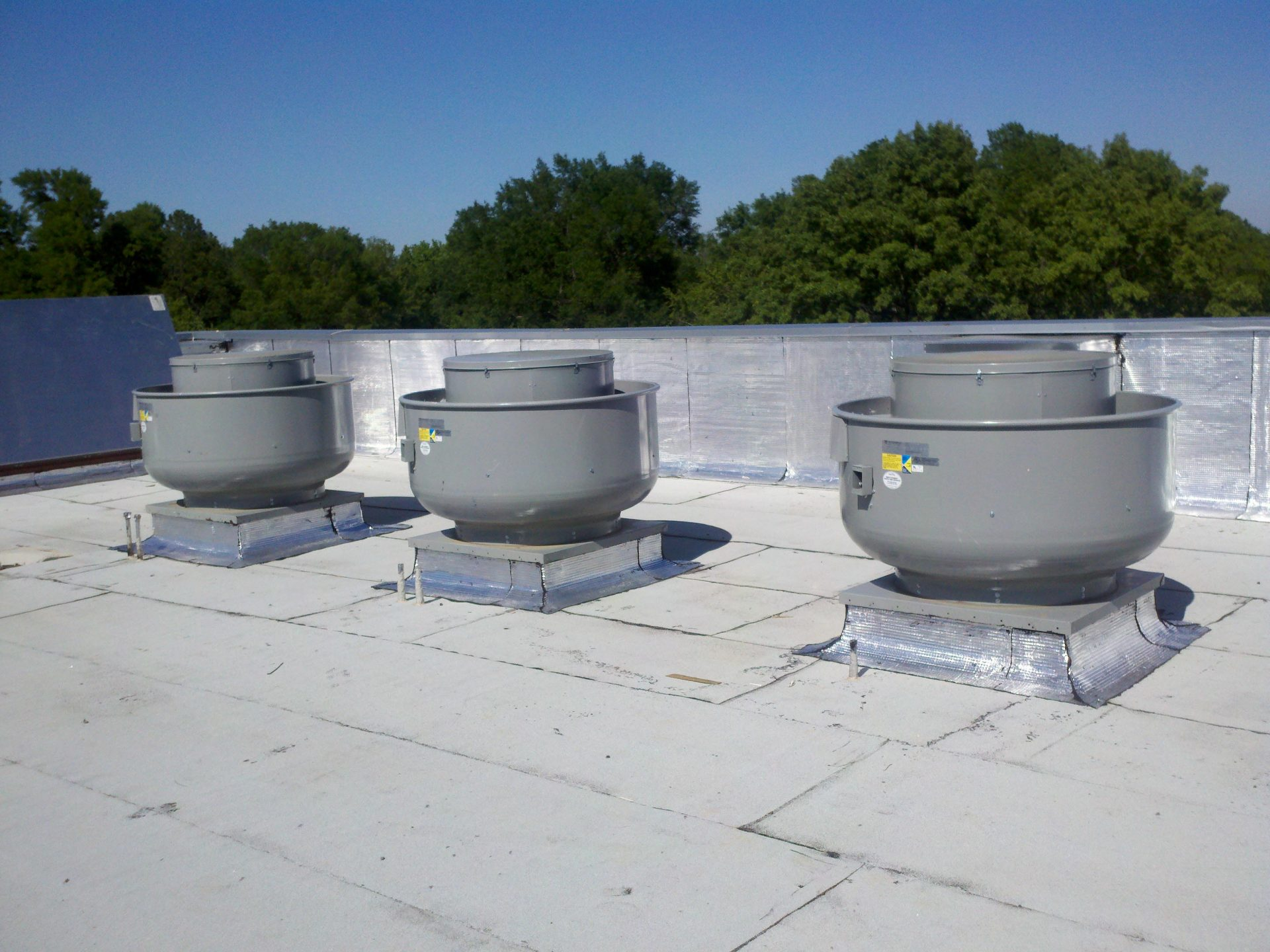 Commercial Kitchen Exhaust Fans Repair National Motor